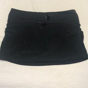 Lululemon tennis skirt!